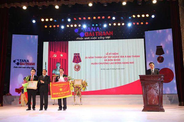 Giới thiệu Tân Á đại thành Corporation