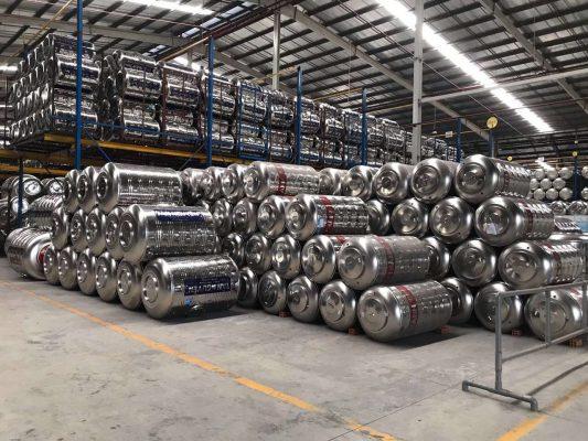 Nhà phân phối bồn nước inox Đại Thành Đồng Tháp