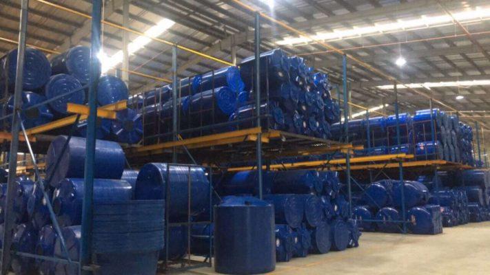 Đại lý bồn nước nhựa Đại Thành tại Đồng Tháp chính hãng