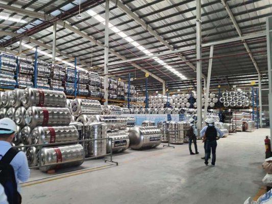 Nhà phân phối bồn nước inox Đại Thành Tiền Giang
