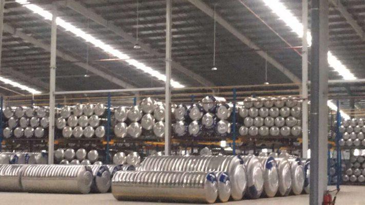 Nhà phân phối bồn nước inox Đại Thành tại Bến Tre